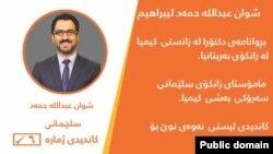 Dr. Shwan Abdulla