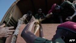 Sojojin kuniyar 'yan adawar Sudan