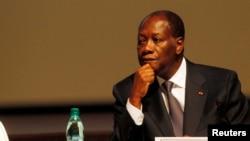 Alassane Ouattara (archives)