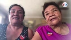Madre e hija naturalizadas votan juntas por primera vez en elección presidencial de EE.UU.