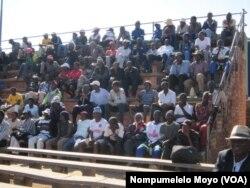 Nkomo Commemorations @ Stanley Square, Bulawayo, 2016