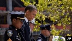 بن لادن کی ہلاکت کے بعد صدر اوباما کی مقبولیت میں اضافہ