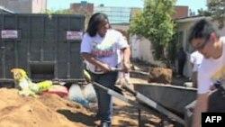Velika akcija kalifornijskih volontera