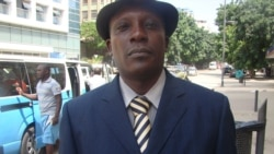 """3 Fev 2017 AFS - José Mateus Zecamutchima: """"O Governo de Luanda é muito teimoso"""""""