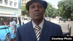 José Mateus Zecamutchima, Mouvement du protectorat de Lunda Tchokwe, 3 mai 2014.
