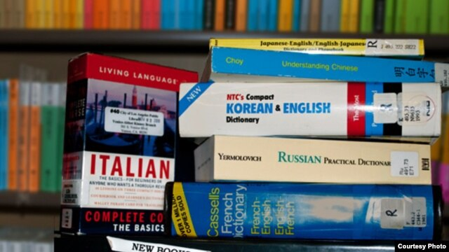 Switching frequently from one language to the next exercises the brain. (Photo: Jess Ivy, Creative Commons)