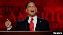 El senador republicano Marco Rubio expresa su esperanza de cambio en Venezuela con la muerte de Chávez.