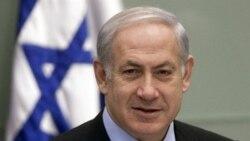 نخست وزیر اسراییل در آمریکا
