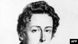 Thiên tài âm nhạc Ba Lan Frederic Chopin (1810-1849)