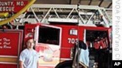 听众信箱:美国的志愿消防队员