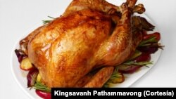 Ćurka - tradicionalno jelo za Dan zahvalnosti