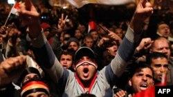 Mısır'da Cumhurbaşkanı Hüsnü Mübarek İstifa Etti
