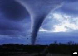 امریکہ کے وسیع حصے میں طوفانِ باد و باراں کی پیش گوئی