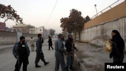 Policija kraj mesta na kojem je ranjen šef avganistanske bezbednosti