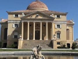 Palestinian billionaire Munib Al Masri's villa in Nablus, West Bank