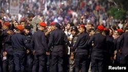 Polícia bloqueia acesso aos escritórios do primeiro ministro