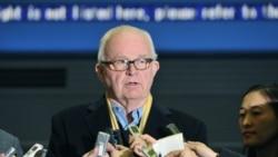 استیفن بازورت نماینده آمریکا در گفتگوهای هسته ای کره شمالی