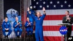 მისიის მონაწილე - ასტრონავტი დაგლას ჰარლი