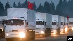 Occidente dijo que toda intervención rusa en suelo ucraniano es ilegal.
