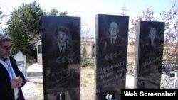 Novruzəli Məmmədov və oğullarının məzarı