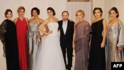 Türk dizayneri Mehmet Köymen Nyu Yorkda geyim kolleksiyasını nümayiş etdirib
