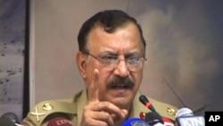 لیفٹیننٹ جنرل شاہد نیاز