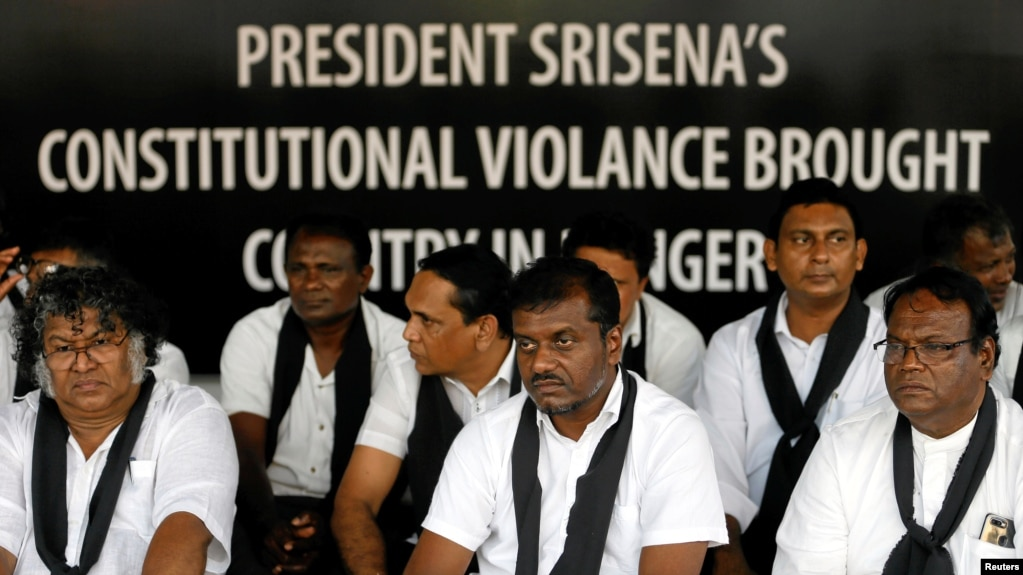 'Economic Anarchy' Ahead If Sri Lanka's Political Crisis Continues