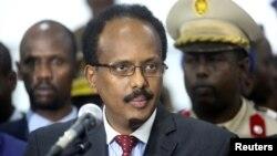 Shugaba Mohammed Farmaajo