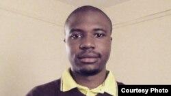 Wiza Jalakasi, jeune entrepreneur malawite basé au Kenya.