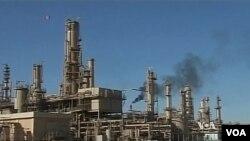 Los principales pozos petroleros en Irak están en el sur del país.