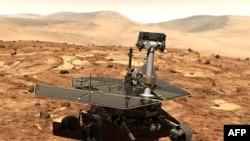 'Mars'ta Yaşam İmkansız'