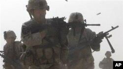 امریکا افغانستان ته نور عسکر لیږي