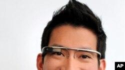 谷歌的互聯網眼鏡
