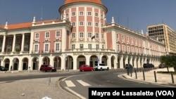 Banco Nacional de Angola. Baixa de Luanda.