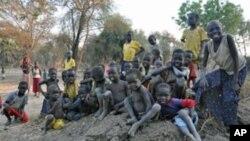 O Sudão do Sul é um dos países africanos para quem, a ONU pede ajuda.