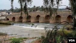 ئهڵوهن Alwand River