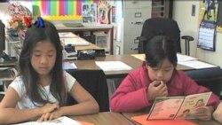 Pelajaran Bahasa Inggris untuk Imigran di AS - Liputan Feature VOA untuk Berita Satu April 2012