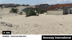 国际特赦组织网站刊登的报告