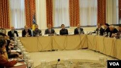Pripremni tim komisije za istinu i pomirenje na Kosovu, 13. decembar 2017.