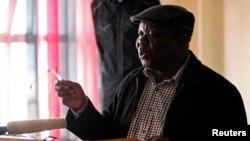 Premijer Zimbabvea Morgan Cvangirai