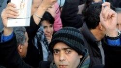 نخستین جلسه دولت موقت تونس