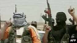 Các chiến binh của tổ chức al-Qaida