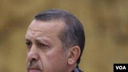 Erdogan dijo que su país hizo lo que pudo, para aumentar el contingente de soldados en Afganistán a 1.750.