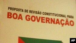 Moçambique: Relatório defende Constituição para o século XXI