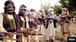 Fuerzas afganas enfrentaron all Talibán en lo que ambas partes describieron como una intensa batalla.