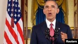 El presidente Obama aseguró que las fuerzas militares de EE.UU. brindarán asistencia y entrenamiento a los agentes locales en Siria e Irak, pero no entrarán en combate.