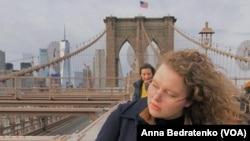 Анна Бедратенко, Нью-Йорк 2019