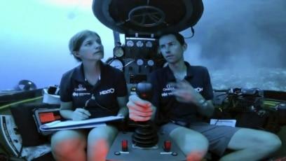 Quiz - Scientists Aim to Explore Area of Life 1000 Meter Under the Sea