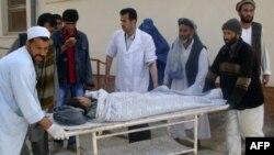 حمله انتحاری در افغانستان ۱۰ قربانی گرفت