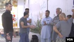 بیش از بیست پناهجوی افغان که از اتریش اخراج شده اند، شام چهارشنبه به کابل رسیدند